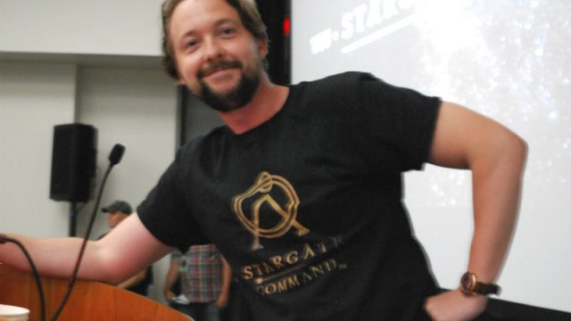 Kieran Dickson (Stargate Command)