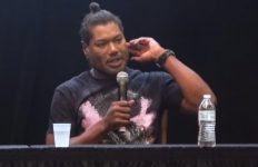 Christopher Judge (ComiCONN 2018)