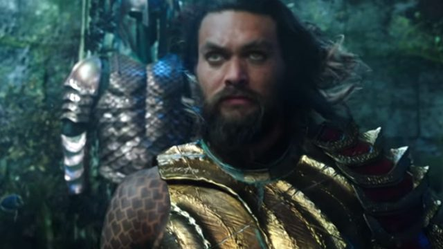 Jason Momoa (Aquaman Trailer)