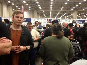 RDA at Dallas Fan Expo (2)