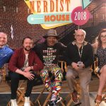 Stargate Panel at the Nerdist House (SDCC 2018)