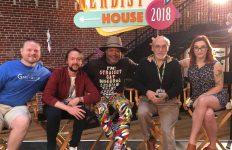 Stargate Panel at the Nerdist House (SDCC 2018)