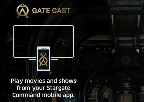 Gate Cast (Stargate Command)