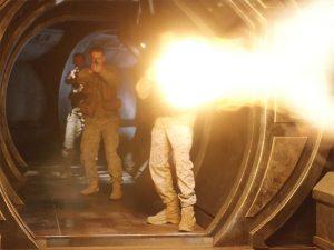 Water (SGU 106) - Flame Thrower