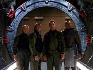 "SG-1 Team (""Children of the Gods"")"
