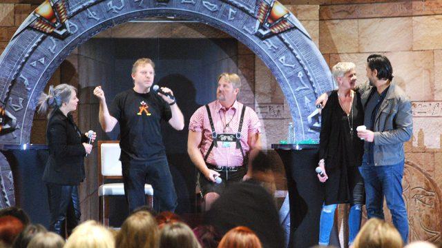 Gatecon 2018 (Panel)