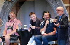 Gatecon 2018 (Andrew Jackson, Peter Flemming, Steve Bacic, Gary Jones)