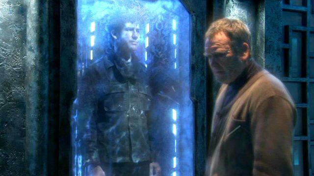 The Last Man (SGA 420) - Frozen Sheppard