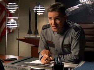 The Last Man (SGA 420) - General Lorne