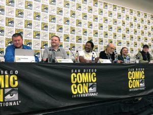 San Diego Comic-Con Panel (2018)