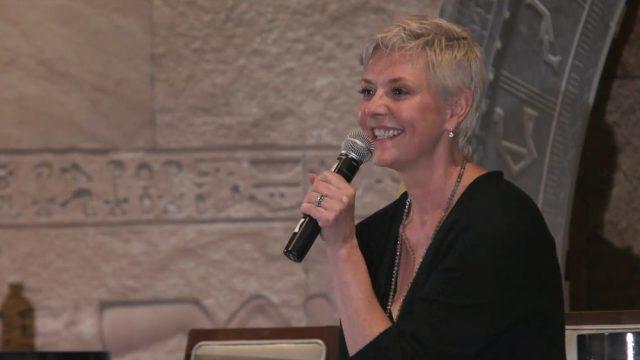 Amanda Tapping (Gatecon Panel)