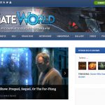 GateWorld Home Page (2018)