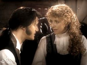 Amanda Tapping & Christopher Heyerdahl (Sanctuary)