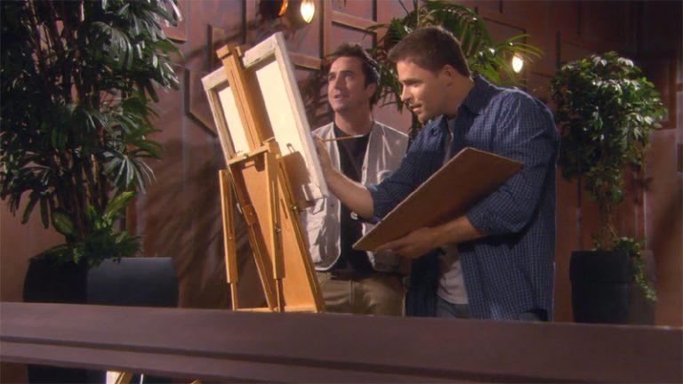 """Sunday"" (SGA 317) - Lorne Painting"