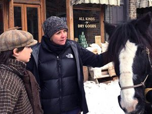 Amanda Tapping (Directing Anne with an E)