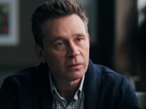 "Connor Trinneer in ""Riley Parra"""
