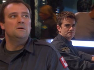 Chuck and Rodney (Stargate Atlantis)