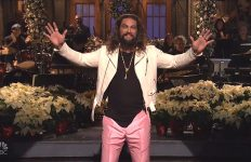 Jason Momoa Hosts SNL