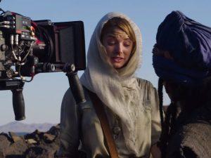 Stargate Origins (Ellie and Daniel Behind the Scenes)