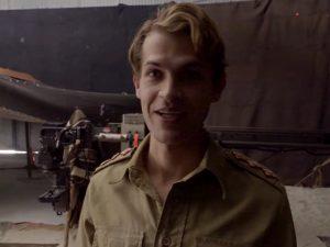 Philip Alexander (Stargate Origins Behind the Scenes)