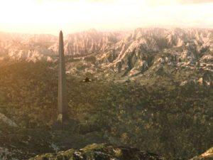 """The Eden Obelisk (""""Faith"""")"""
