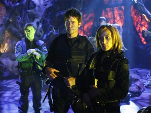 "Sheppard and Teyla (""Infection"")"