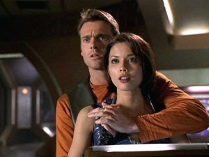 Andromeda (Lexa Doig and Michael Shanks)