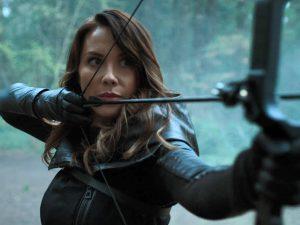 Lexa Doig (Arrow)