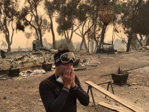 Joe Flanigan (Malibu Fire 2018)