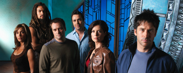 Stargate Atlantis Interviews