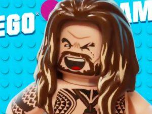 Jason Momoa (LEGO Aquaman)