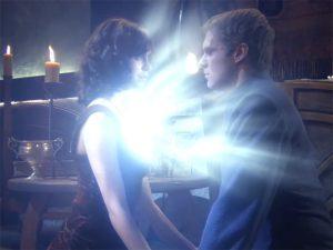 """Daniel transformed by Adria (""""The Shroud"""")"""