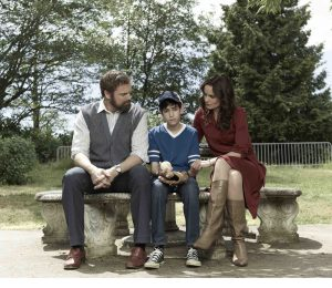 Unspeakable (Michael Shanks and Sarah Wayne Callies)