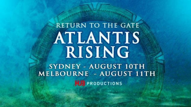 """Atlantis Rising"" (2019)"