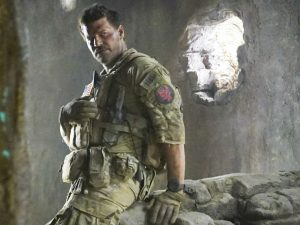 David Boreanaz in SEAL Team