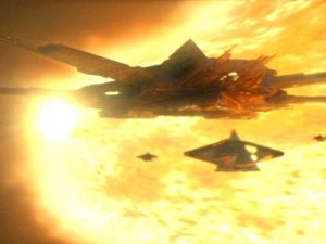 "Apophis' Fleet Destroyed (""Exodus"")"