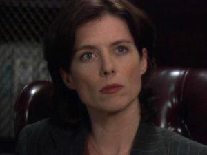 """Elizabeth Weir (""""New Order, Part 1"""")"""
