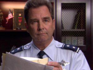 """General Hank Landry (""""Avalon, Part 1"""")"""