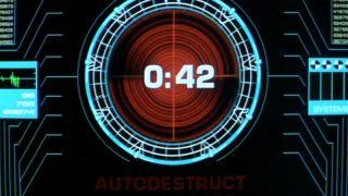 """S.G.C. Auto-Destruct (""""Message In a Bottle"""")"""
