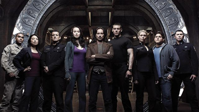 SGU Season 1 Cast