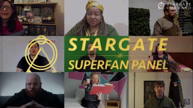 Stargate Superfan Panel