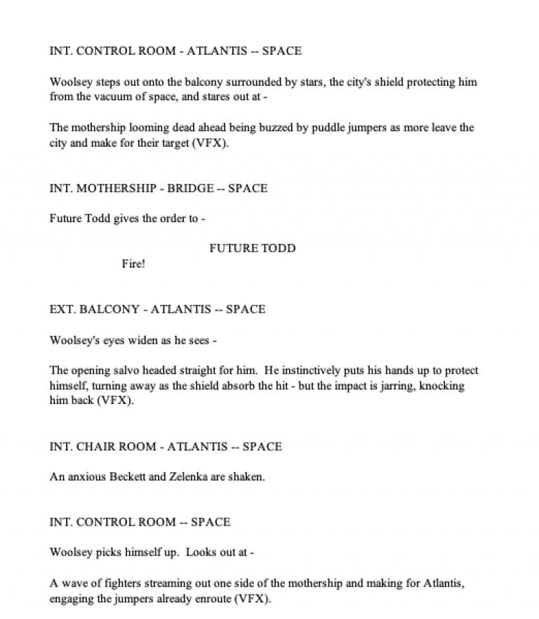 Stargate Extinction - Teaser Page 6