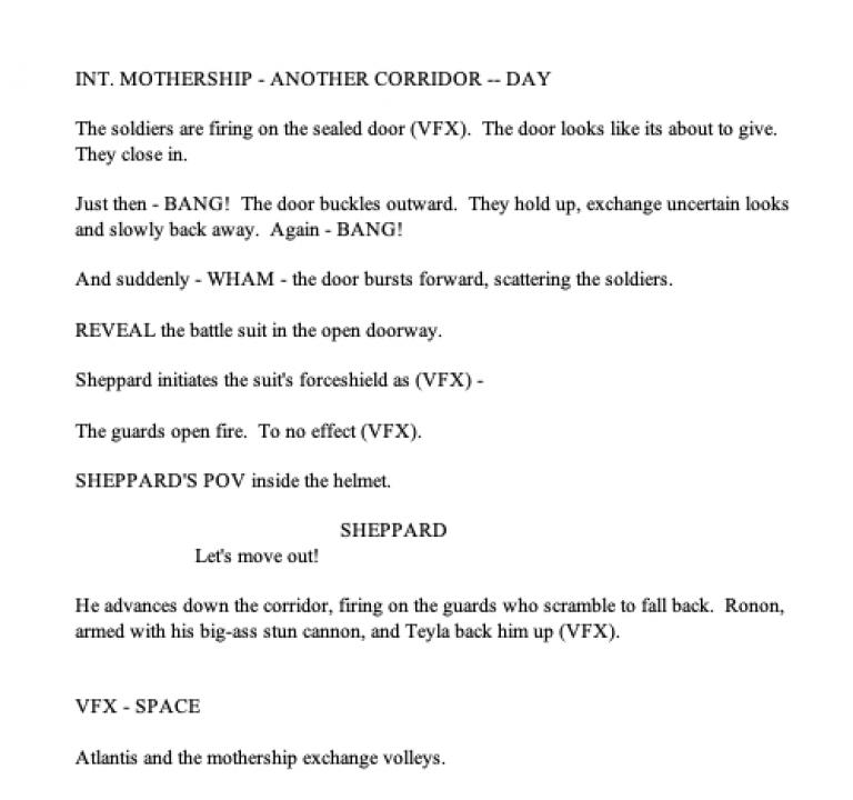 Stargate Extinction - Teaser Page 7