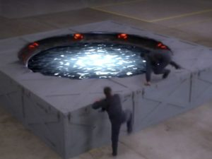 "Rogue N.I.D. escape (""Touchstone"")"