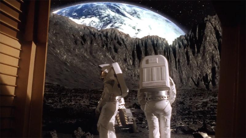 "Space walk (""Fail Safe"")"