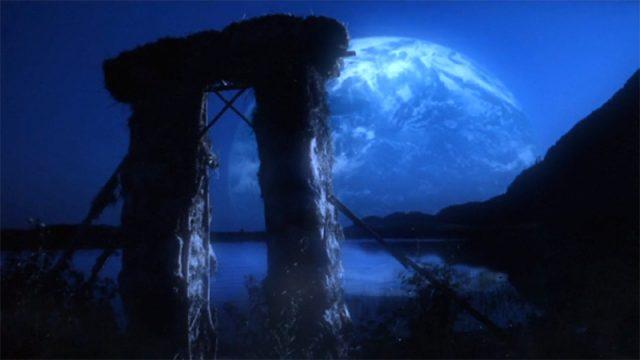 "Furling Planet (""Paradise Lost"")"