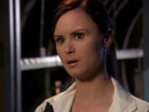 "Keegan Connor Tracy (Dr. Redden, ""Uninvited"")"