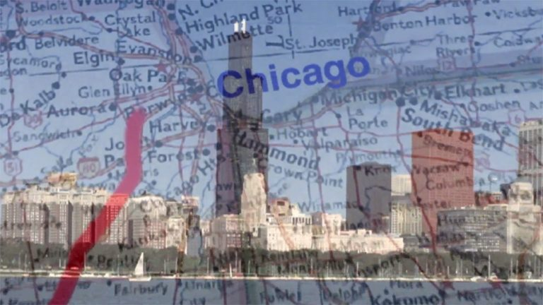 """Chicago Sears Tower (""""1969"""")"""