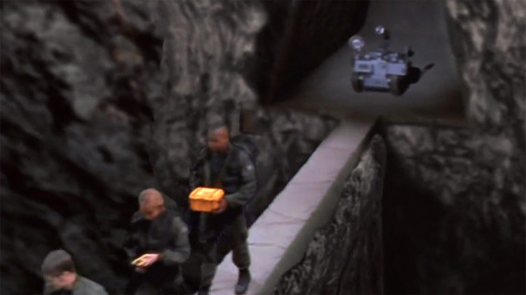 "CGI error (""Crystal Skull"")"