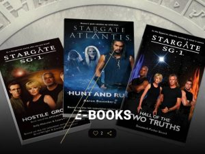 Stargate Command 2.0 - E-books